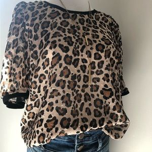 🔥3 for $20🔥 Leopard print blouse